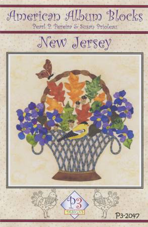 American Album - New Jersey The Garden State Block 47