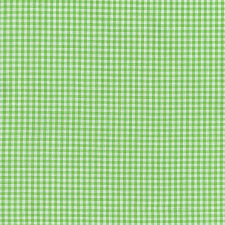 Lime Green 1/8in Gingham