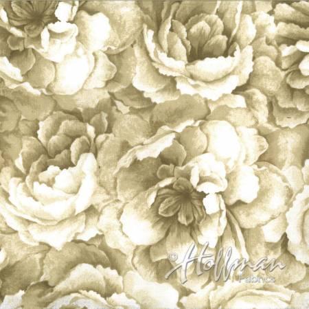 Cream Packed Flower HF081117