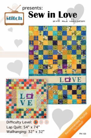Pattern - Sew In Love Quilt