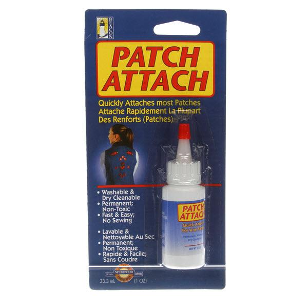 Patch Attach 1oz Carded Bottle