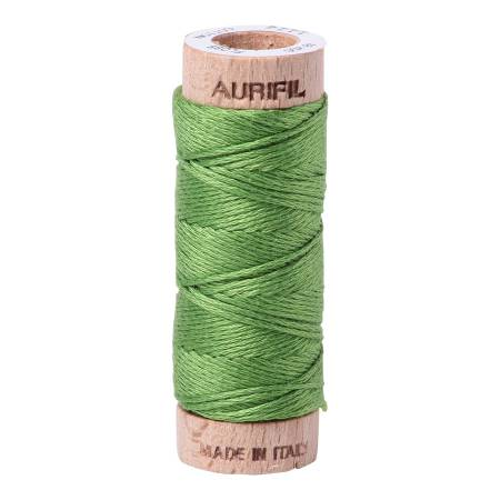 Aurifloss Grass Green (#1114)