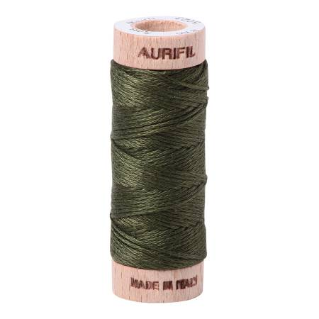 Aurifloss Medium Green