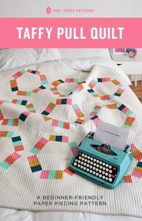 Pen & Paper - Taffy Pull Quilt Pattern