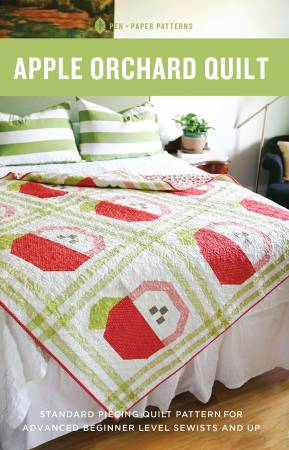 Apple Orchard Quilt Pattern PAPP23