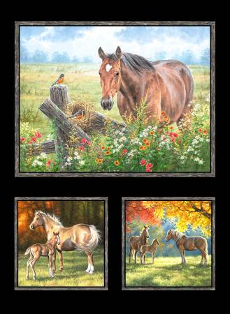 Multi Horse Panel