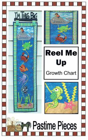 Reel Me Up Growth Chart Kit