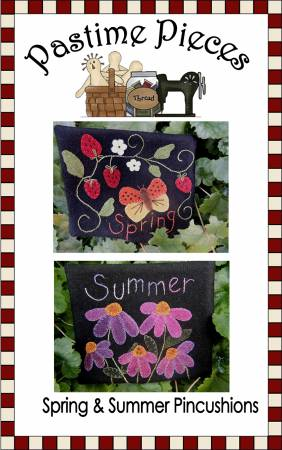 Spring & Summer Pincushions
