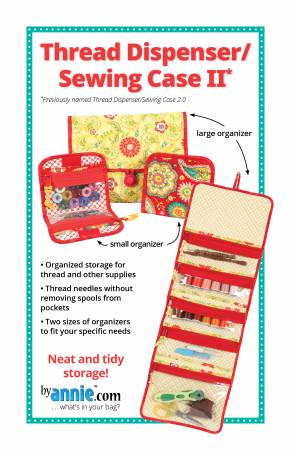 Thread Dispenser / Sewing Case 2.0