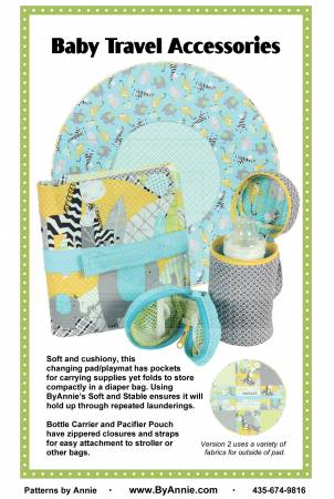 Baby Travel Accessories Pattern
