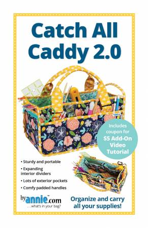 Catch All Caddy 2.0 Pattern