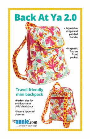 Back At Ya! Mini Backpack 2.0