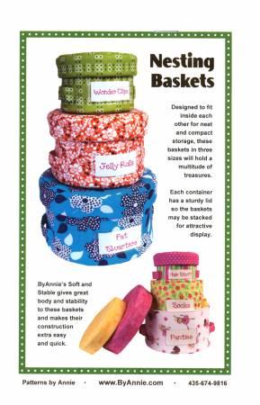 Nesting Baskets (By Annie)