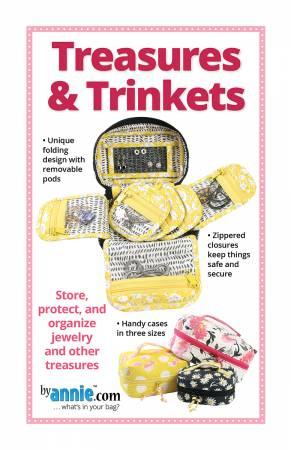 by Annie's Treasures and Trinkets pattern   PBA262