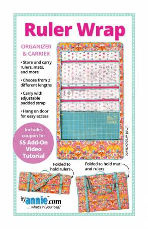 by Annie Ruler Wrap patten