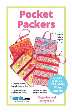 By Annie Pocket Packers