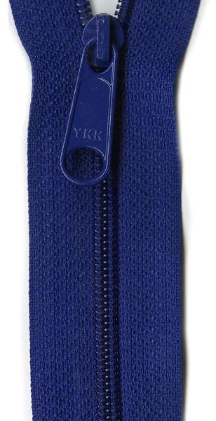 Handbag Zipper 24in Cobalt