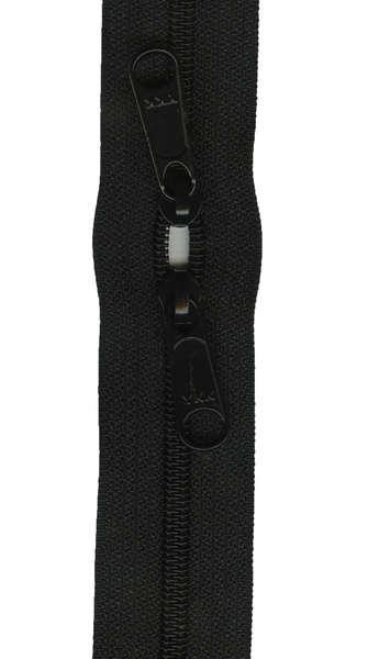 Handbag Zipper 30 Black