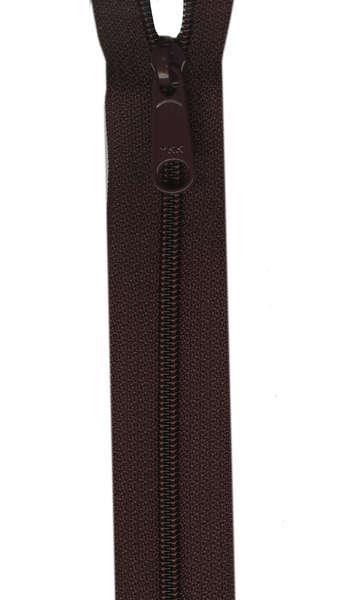 By Annie - Handbag Zipper 30in Double-slide - Cranberry
