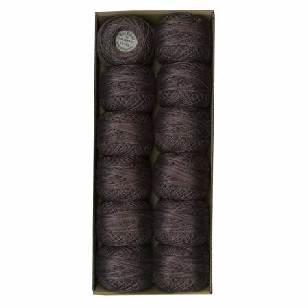 Valdani Thread Size 12 O 145 - Earth Shades