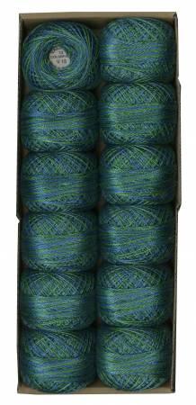 Valdani Thread Size 12 V 15 - Algae