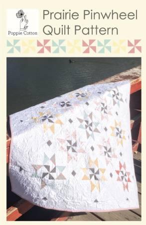 Prairie Pinwheel Quilt Pattern