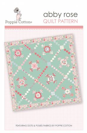 Pattern Dots & Posies  - Abby Rose