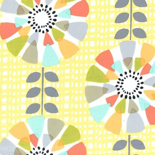 Petal Pinwheels PC6291 Canary