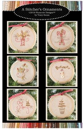 A Stitcher's Ornaments