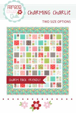 Charming Charlie Charm Pack Quilt by Primrose Cottage Quilts