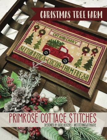 Christmas Tree Farm Cross Stitch