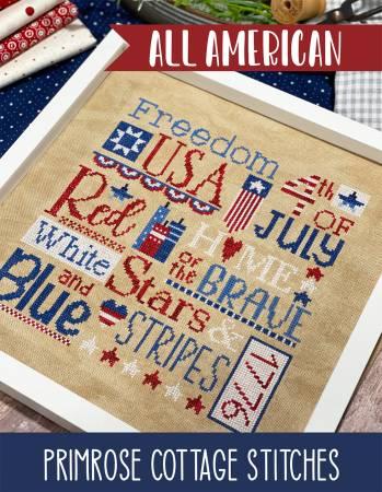 All American Cross Stitch