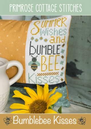 Bumblebee Kisses Cross Stitch Pattern