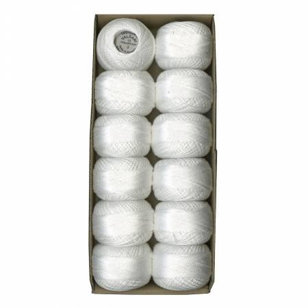 Valdani Solid Pearl Cotton Ball Size 5 PCS5-003