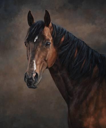 High Horse Intelligence 36in Panel (Digitally Printed)
