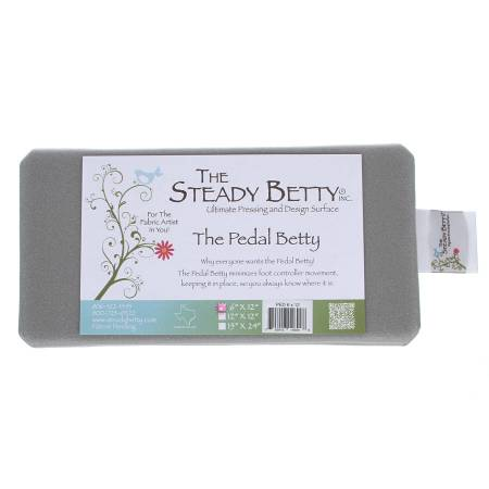 The Pedal Betty Standard Size 6in x 12in