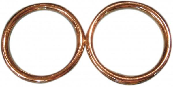 1 - O-Ring Set Gold for Osashi (PD004)