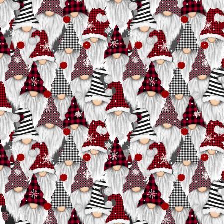PD8223-Multi Holiday Gnomes