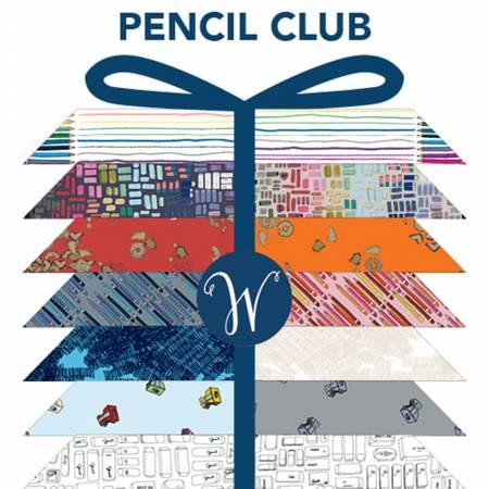 Pencil Club FQB (Heather Givens) 20pcs