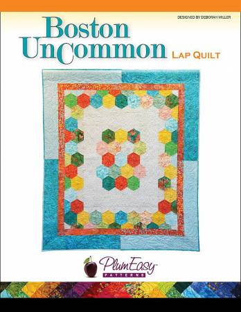 Boston UnCommon Lap Quilt