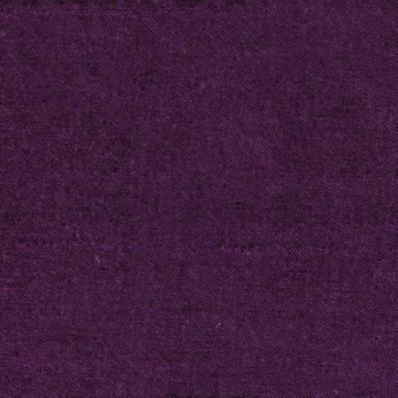 Aubergine Shot Cotton Solid