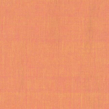 Atomic Tangerine Shot Cotton Solid Yarn Dye