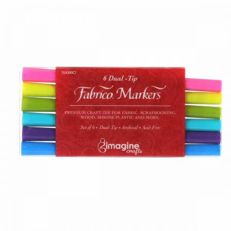 Fabrico Marker Set Gemstones Colors