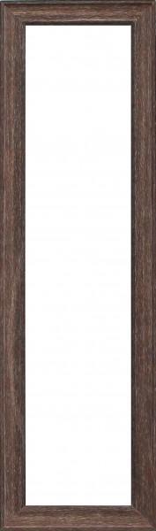 6in x 22in Barnwood Walnut Wood Frame