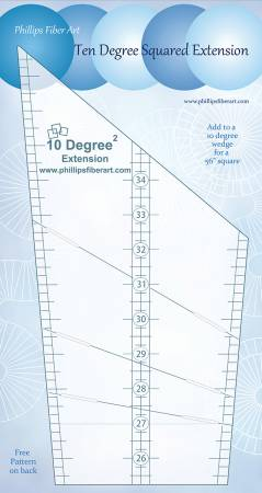 Ten Degree Squared Extension