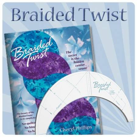 Phillips Fiber Art Braided Twist Packet