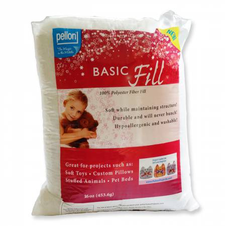 Basic Fiber Fill 16oz Package
