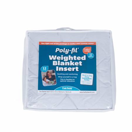 Poly-Fil Weighted Blanket Insert