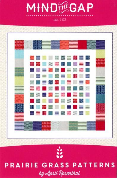 Mind The Gap Quilt Pattern - great for beginners!