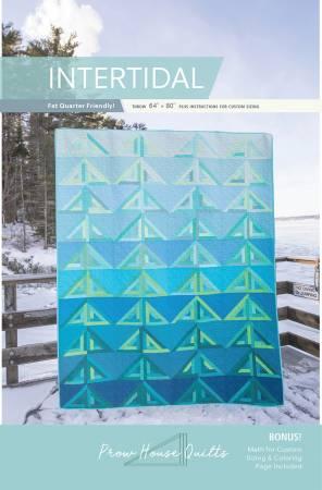 Intertidal quilt pattern